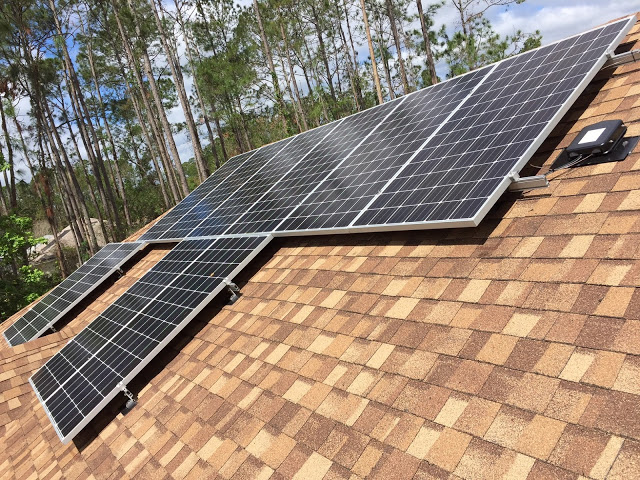Reading Your Solar Electric Bill